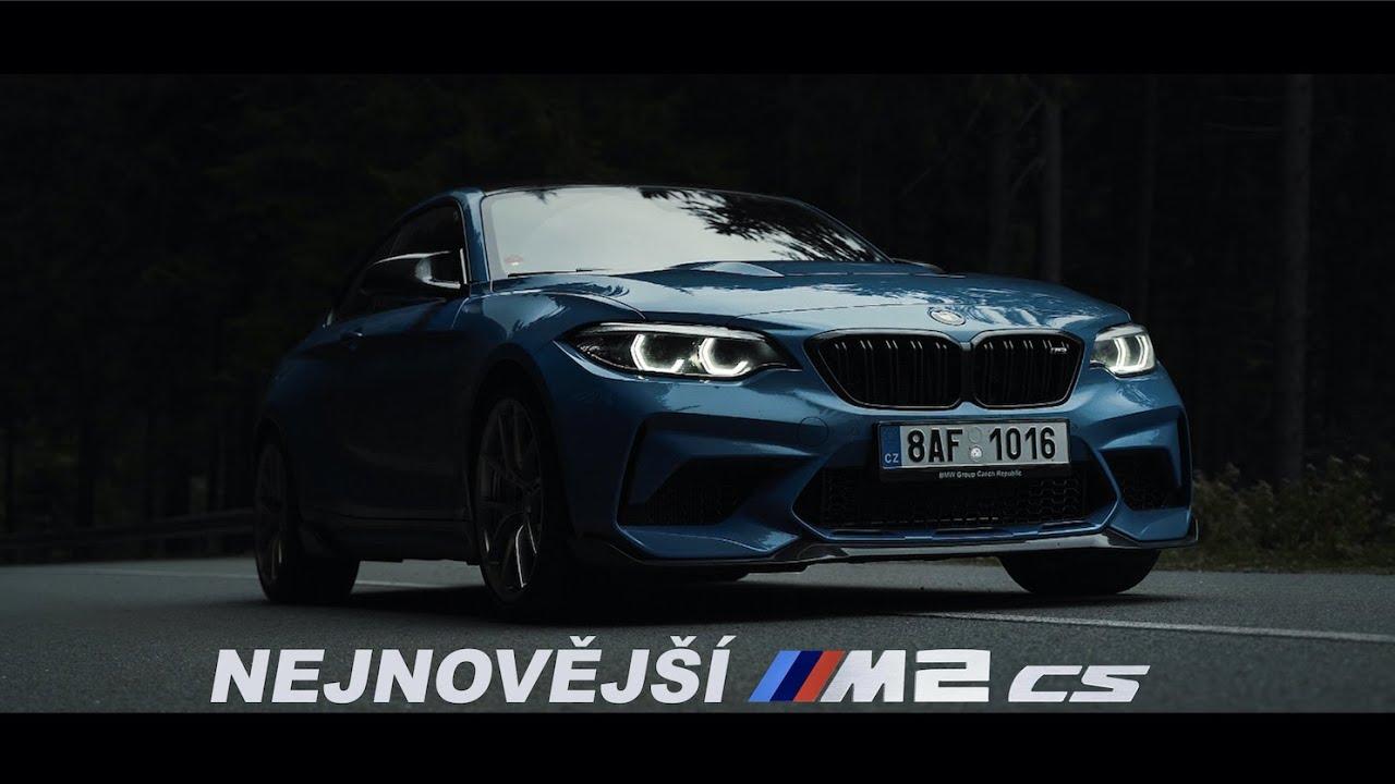 BMW M2 CS | Limitovaná edice za více než 3.000.000kč |