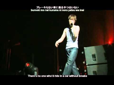 GACKT - 君が追いかけた夢 (kimi Ga Oikaketa Yume) Live [eng Sub]