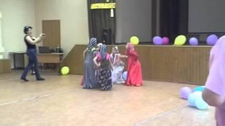 Танец 2 отряда 220 Вольт