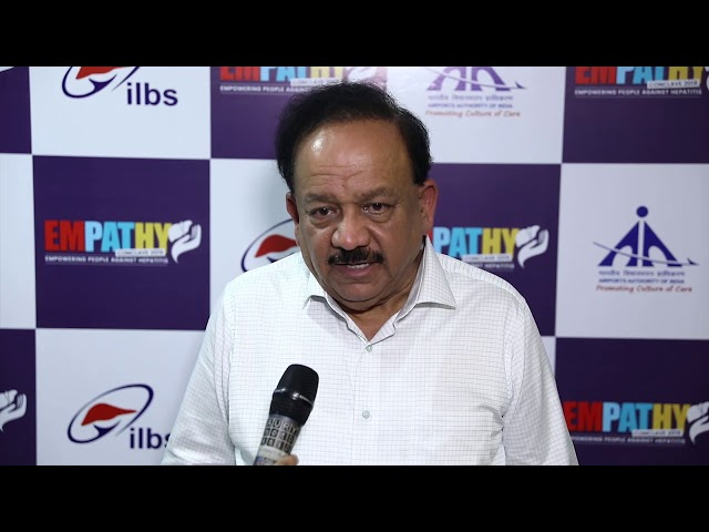Dr Harsh Vardhan at Empathy Conclave 2019 Part II