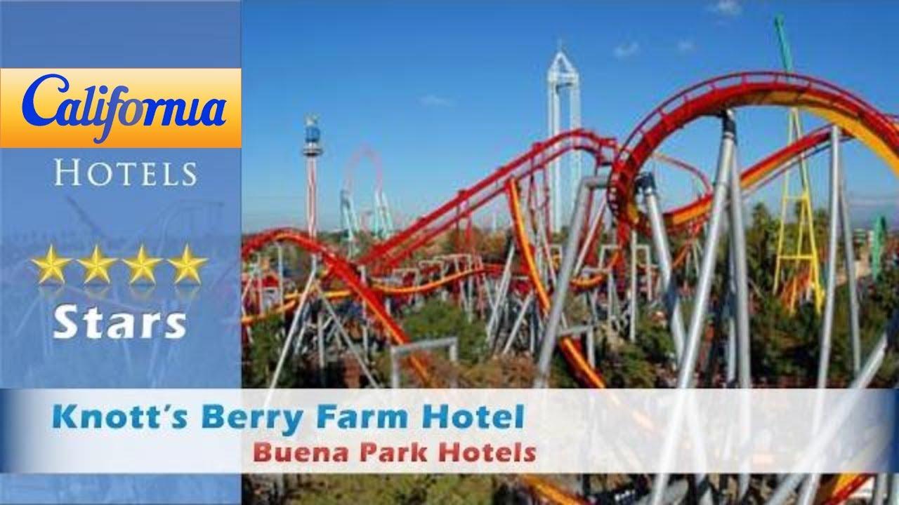 Knott S Berry Farm Hotel Buena Park Hotels California