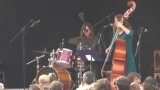 WOM trio, picnic jazz Terrassa 2017