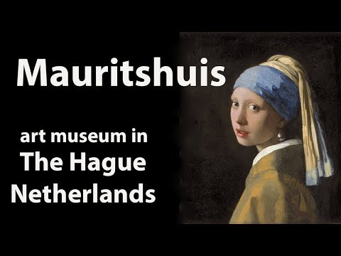 Mauritshuis, The Hague, Netherlands
