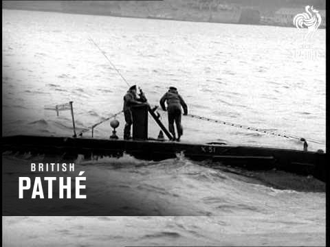 News Flashes - Midget Submarine (1954)