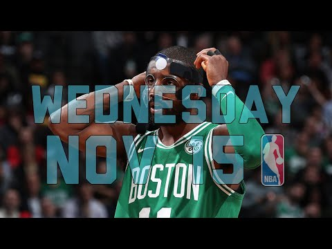 NBA Daily Show: Nov. 15 - The Starters