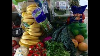 My Winter raw food staples