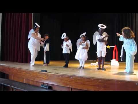 Grace Communion Internationl (Cape Town) - Little Lights First Sunday School Concert
