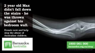 Barnardos Australian Tax Appeal 2015 Radio Ad