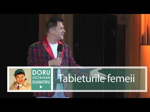 Tabieturile femeii | Doru Octavian Dumitru Official