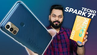 Download Tecno Spark 7T Unboxing And First Impressions ⚡ MediaTek Helio G35, 6000mAh, 48MP Camera & More