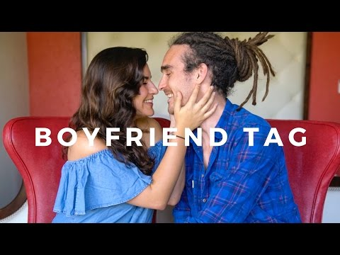 The Boyfriend Tag! // FunForLouis and RayaWasHere