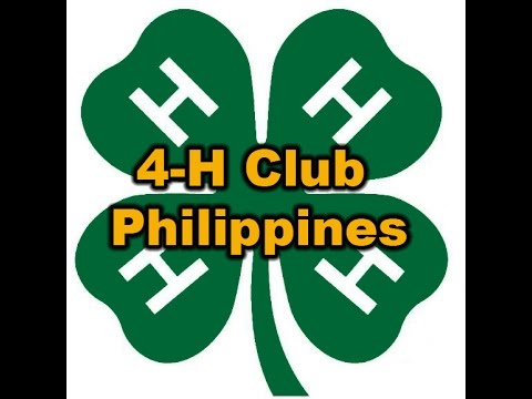 4 H Club Of The Philippines Inc Briefer What To Know About 4 H