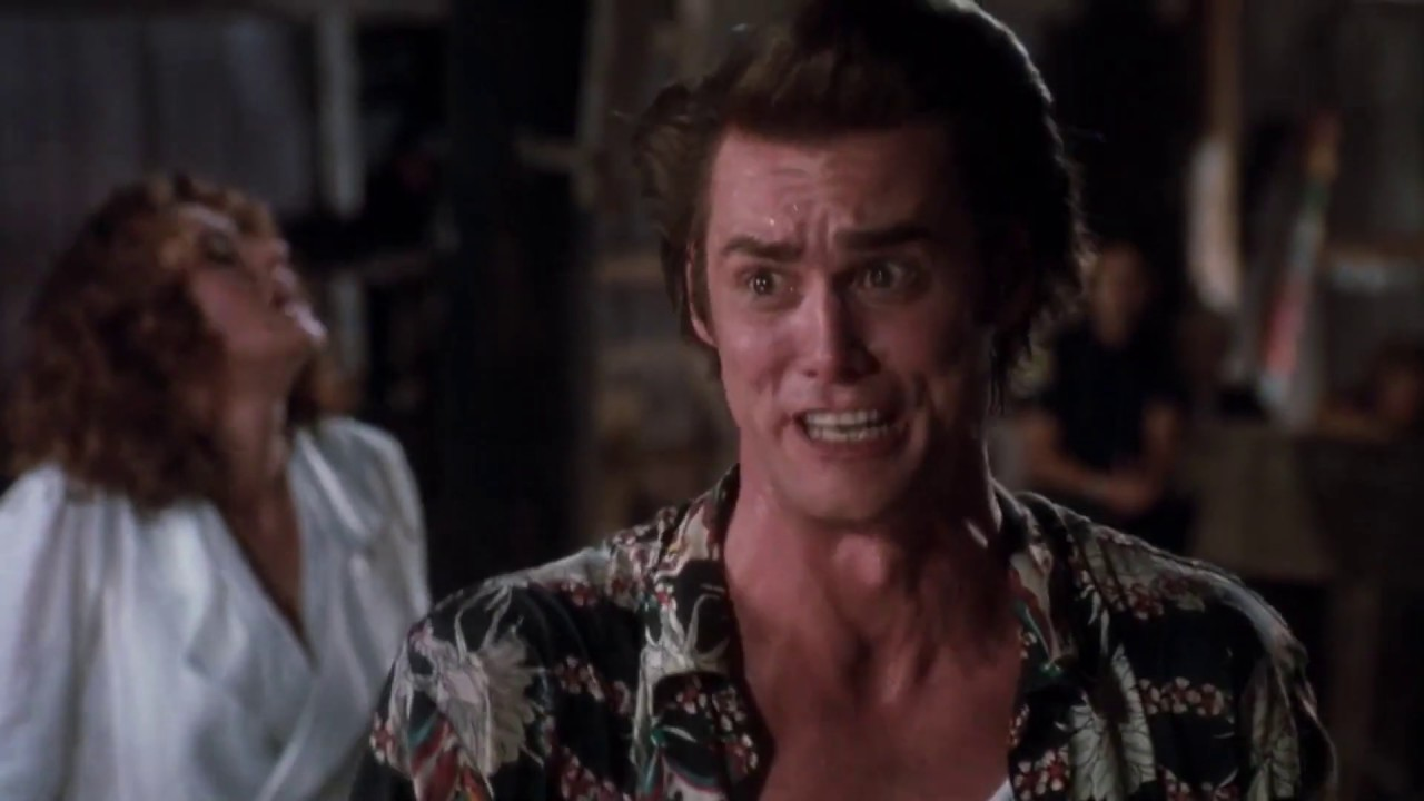 """Download Best of Jim Carrey - """" He found Captain Winky!""""  Ace Ventura Pet Detective (1994)"""