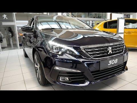 2020 New Peugeot 308 Allure PureTech 130 Exterior And Interior