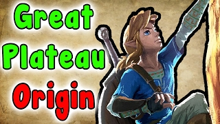 Zelda Theory - The ORIGIN Of The Great Plateau