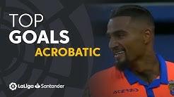 TOP 20 GOALS Acrobáticos LaLiga Santander 2008/2009 a 2018/2019
