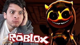 BENDY AND THE INK MACHINE CAPÍTULO 3 EN ROBLOX !!