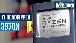 AMD Ryzen Threadripper 3970X | Test, Benchmarks und Overclocking | Trotz 32 Kernen spieletauglich?