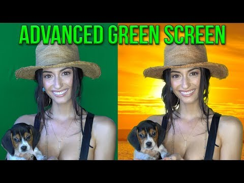 Advanced Green Screen Techniques Tutorial | After Effects CC 2017