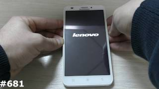 Скидання налаштувань Lenovo A916 (Hard Reset Lenovo A916)