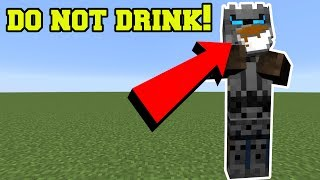 DO NOT DRINK THIS!!!