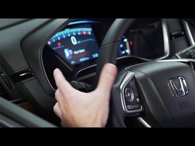 2018 Honda CR-V Tips & Tricks: How to Use the Auto On High Beam Headlights