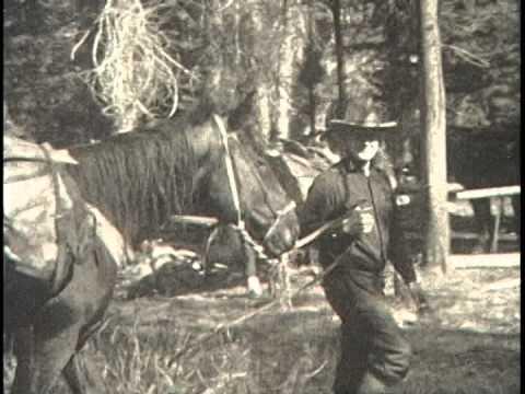 Kid Nichols 1926 Northfork Elk Hunt