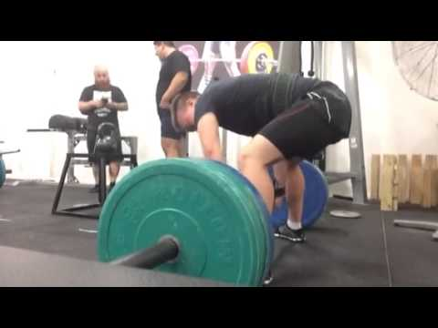 120 x 3 sumo post injury