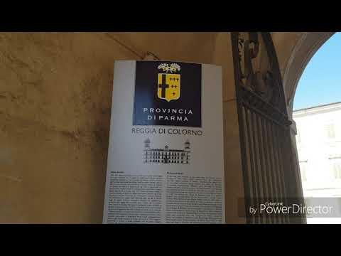 Reggia di Colorno, visita storica in provincia di Parma