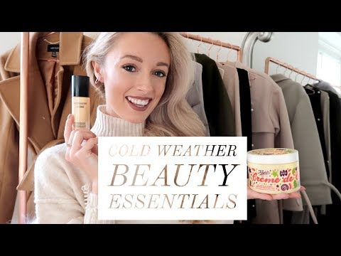 10 COLD WEATHER BEAUTY ESSENTIALS   // Fashion Mumblr