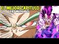 MANGA 75 DRAGON BALL SUPER | EL MEJOR CAPITULO HASTA AHORA | VEGETA VS GRANOLA | VEGETA SIGUE DE PIE