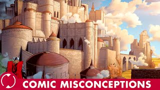 What Are the NINE REALMS in THOR? | Comic Misconceptions