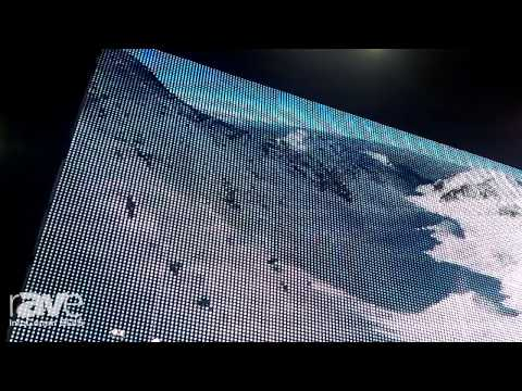 InfoComm 2015: LIVAC Lighting Co Details Traider LED Screen