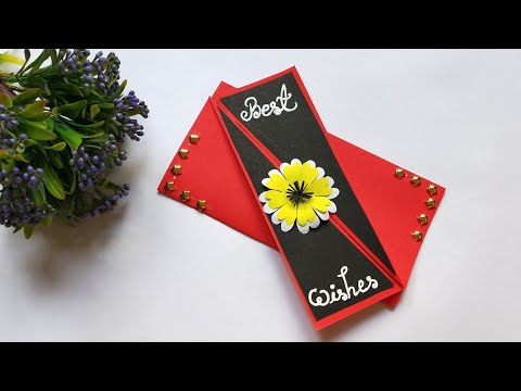 Birthday card for best friend /Friendship day card making ideas/Easy friendship day card