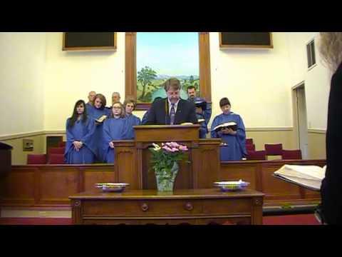 Utica Baptist Church February 3, 2013 A.M. Service