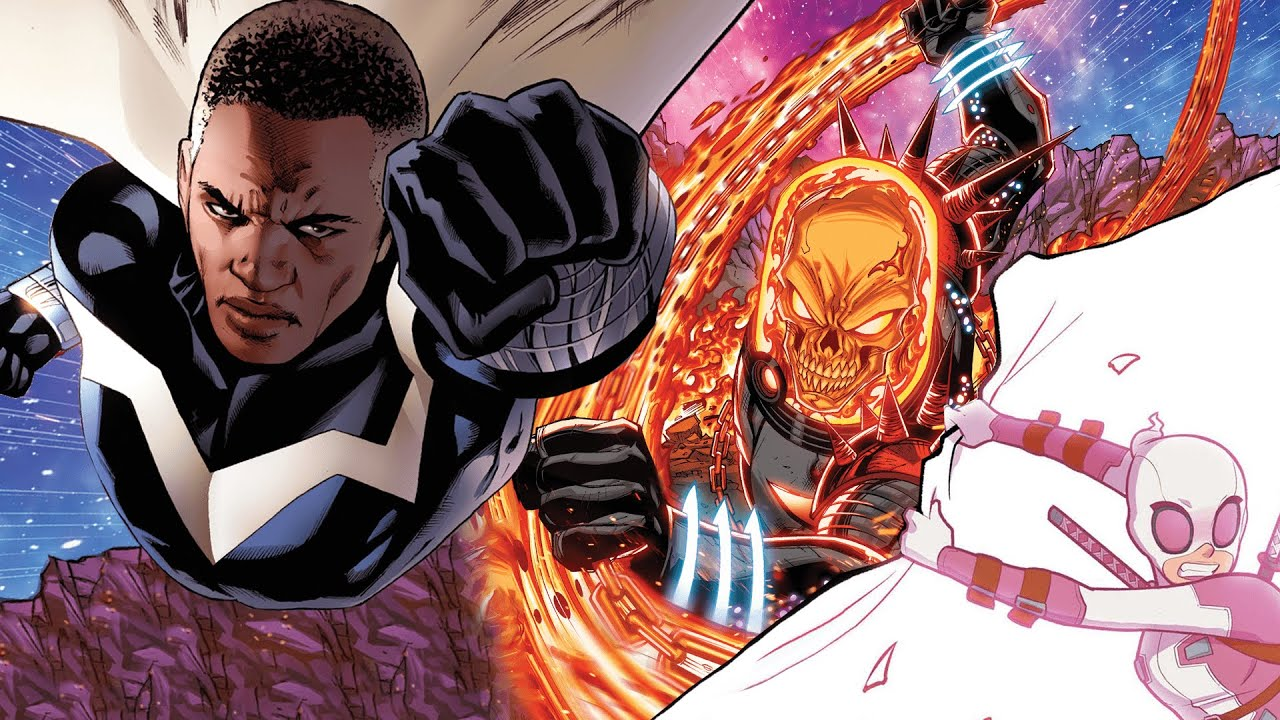 Download Who's The Next Big Marvel Team-Up?