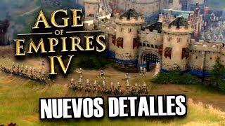 AGE OF EMPIRES 4: 4 EDADES, 4 RECURSOS y MÁS DATOS