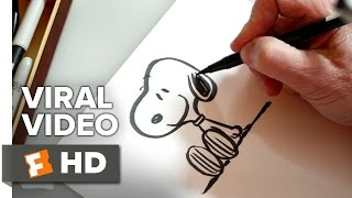 The Peanuts Movie VIRAL VIDEO - How to Draw Snoopy (2015) - Noah Schnapp Animated Movie HD(Subscribe to COMING SOON: http://bit.ly/H2vZUn Subscribe to TRAILERS: http://bit.ly/sxaw6h Like us on FACEBOOK: http://bit.ly/1QyRMsE Follow us on ..., 2015-08-06T17:57:54.000Z)