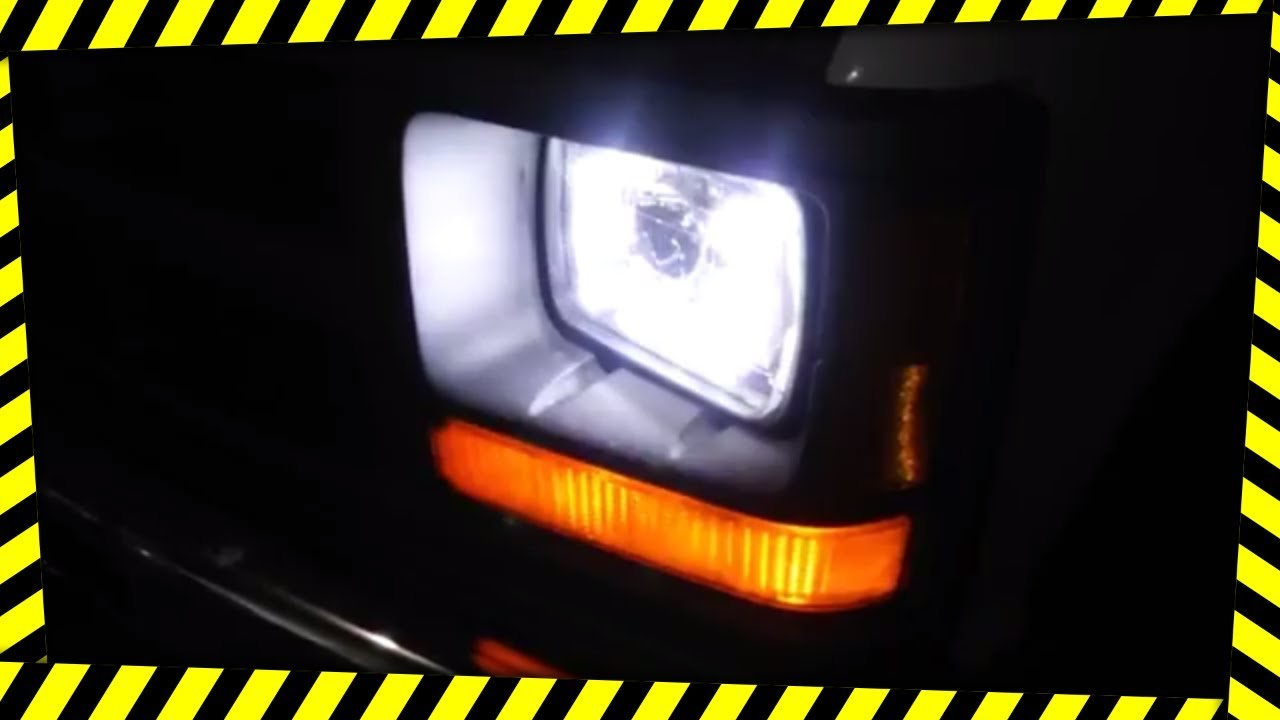 Anti Flicker Led Headlight Harness My Headlights Were Flickering At Wire Adalah Idle