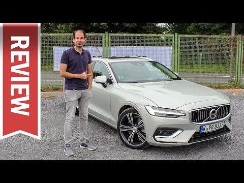 Neuer Volvo V60 D4 (2018): Fahrbericht, Test & Vergleich V90