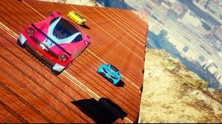 "MY NEW RACE! ""!# Chilly Heaven Stunt ¥"" {PS4 GTA5 Editor Rockstar Race}"