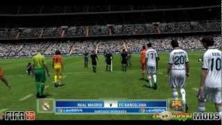 FIFA 13 La Liga Popups