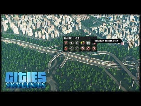 Schaltet niemals diesen Knopf ein in Cities Skyline! | Cities: Skylines #46