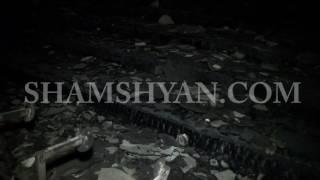 Արտակարգ դեպք Տաշիր քաղաքում  հրշեջները 6 ժամ պայքարել են խոշոր հրդեհի դեմ