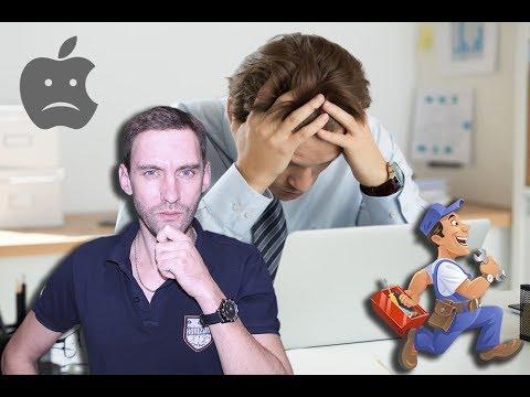 Осторожно! Выездной ремонт Apple техники: чем опасен, какие недостатки?