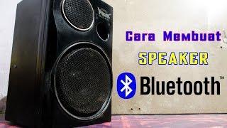 Cara Membuat Speaker Bluetooth