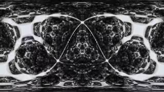 以前作成したフラクタルの動画を360度バージョンにしました。 元動画↓ https://www.youtube.com/watch?v=sF_Rn9WEofg&t=5s.