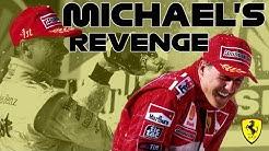 How Schumacher Won His First Ferrari Title