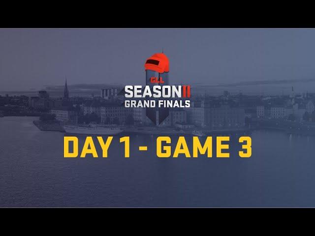 GLL Season 2 Grand Finals - Day 1 -  Match 3