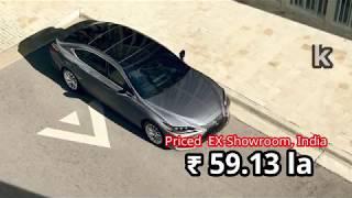 Lexus ES 300H 2018   Price, Mileage, Specification   #Reviews